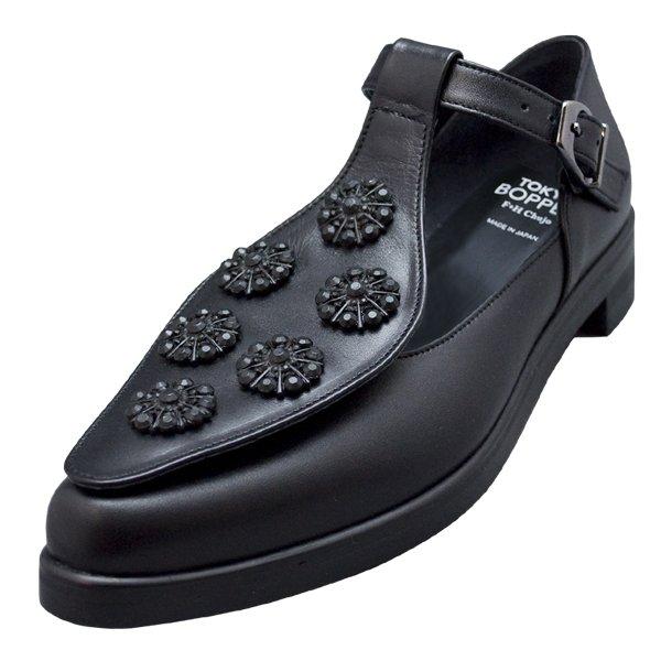 TOKYO BOPPER Bijoux low heel shoes トーキョーバッパー ローヒール ...